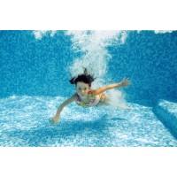 Mosaik für's Schwimmbad